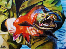 'Coho III' by Rosi Oldenburg