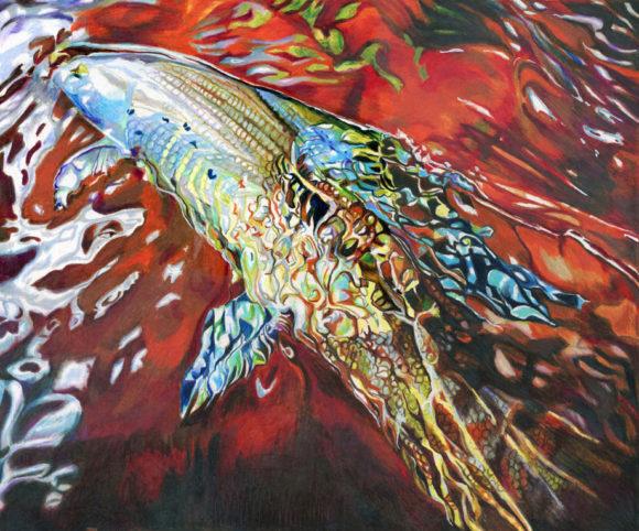 'Cut Loose' by Rosi Oldenburg