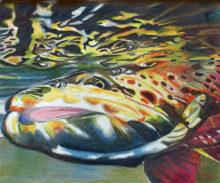 'Reflection III' by Rosi Oldenburg