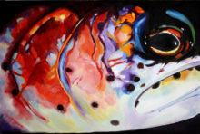 'Steelie Closeup' by Rosi Oldenburg