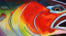 'Cutthroat' by Rosi Oldenburg