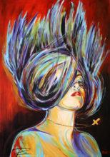 'Moriah' by Rosi Oldenburg
